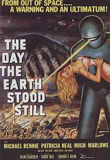 DAY THE EARTH STOOD STILL, THE Poster 2