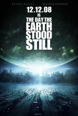 THE DAY THE EARTH STOOD STILL (2008) - Teaser poster 2