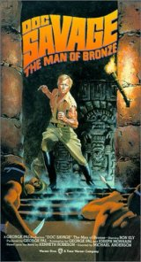 DOC SAVAGE : THE MAN OF BRONZE Poster 1