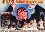 DRACULA HAS RISEN FROM THE GRAVE Poster 2