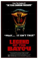 LEGEND OF THE BAYOU - Poster