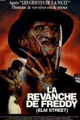NIGHTMARE ON ELM STREET PART 2 : FREDDY'S REVENGE, A Poster 1