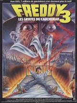 NIGHTMARE ON ELM STREET 3: DREAM WARRIORS, A Poster 1