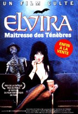 ELVIRA MISTRESS OF THE DARK Poster 1