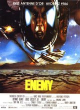ENEMY MINE Poster 2