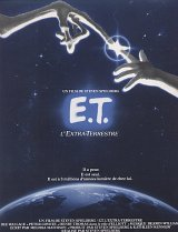 E.T. THE EXTRA-TERRESTRIAL Poster 2
