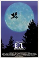E.T. THE EXTRA-TERRESTRIAL - Poster
