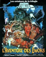 EWOK ADVENTURE, THE Poster 1