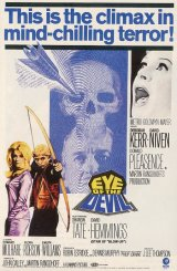 EYE OF THE DEVIL Poster 1