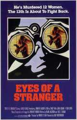 EYES OF A STRANGER Poster 1