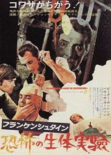 FRANKENSTEIN MUST BE DESTROYED Poster 1