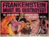 FRANKENSTEIN MUST BE DESTROYED Poster 3