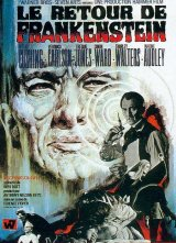 FRANKENSTEIN MUST BE DESTROYED Poster 4