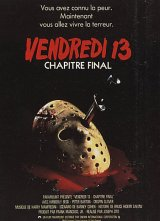 FRIDAY, THE 13TH : THE FINAL CHAPTER Poster 1