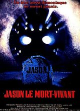 FRIDAY THE 13TH PART 6 : JASON LIVES Poster 1