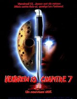 FRIDAY THE 13TH PART VII : THE NEW BLOOD Poster 1