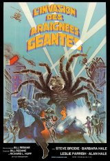GIANT SPIDER INVASION, THE Poster 1