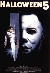 HALLOWEEN V : THE REVENGE OF MICHAEL MYERS Poster 1