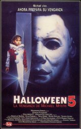 HALLOWEEN V : THE REVENGE OF MICHAEL MYERS Poster 2