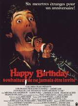 HAPPY BIRTHDAY TO ME Poster 1