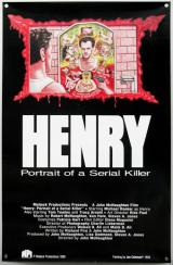 HENRY : PORTRAIT OF A SERIAL KILLER - Poster