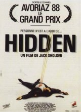 HIDDEN, THE Poster 1