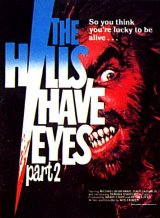 HILLS HAVE EYES PART 2, THE Poster 1