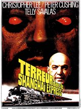 HORROR EXPRESS Poster 1