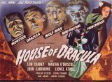 HOUSE OF DRACULA Poster 1