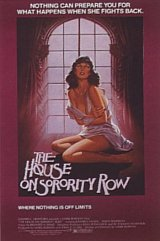 HOUSE ON SORORITY ROW, THE Poster 1