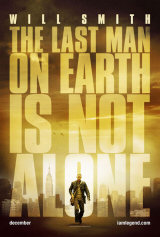 I AM LEGEND Poster 1