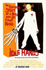 IDLE HANDS Poster 1