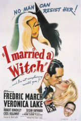 I MARRIED A WITCH Poster 1