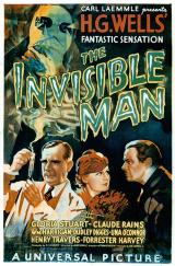 THE INVISIBLE MAN - Poster