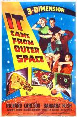 IT CAME FROM OUTER SPACE - Poster