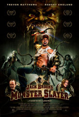 JACK BROOKS : MONSTER SLAYER - Poster 1