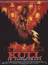 KULL THE CONQUEROR Poster 1