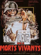 LAC DES MORTS VIVANTS, LE Poster 1