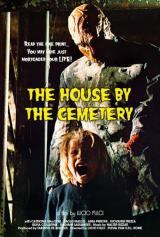THE HOUSE BY THE CEMETERY - Poster