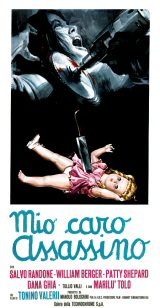 MIO CARO ASSASSINO Poster 1