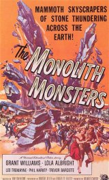 MONOLITH MONSTERS, THE Poster 1