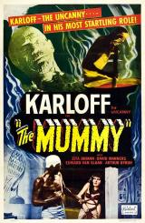 THE MUMMY - Re-release Poster