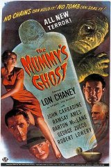 MUMMY'S GHOST, THE Poster 1