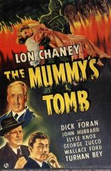 THE MUMMY'S TOMB - Poster