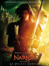 THE CHRONICLES OF NARNIA : PRINCE CASPIAN - Poster fran�ais