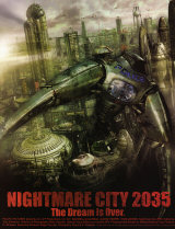 NIGHTMARE CITY 2035 - Poster