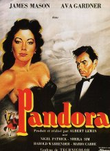 PANDORA AND THE FLYING DUTCHMAN Poster 1