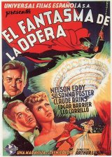 PHANTOM OF THE OPERA Poster 1