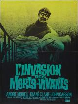 L'INVASION DES MORTS-VIVANTS - Poster
