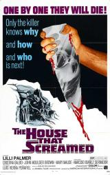 THE HOUSE THAT SCREAMED - Poster